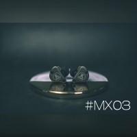 MX03 全頻動圈耳機