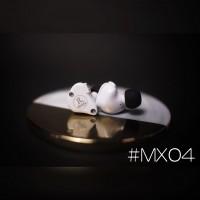 MX04 重低音圈鐵耳機