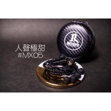 MX05 人聲極甜 四單圈鐵耳機